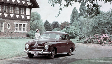 Historic Borgward