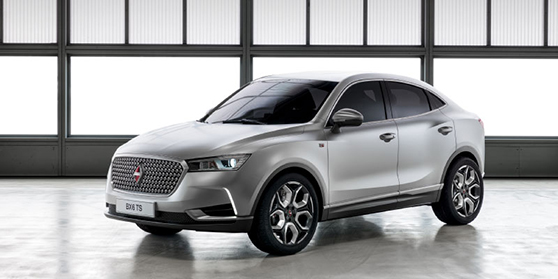 Borgward Project BX6 TS