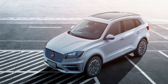 Borgward Project BXi7