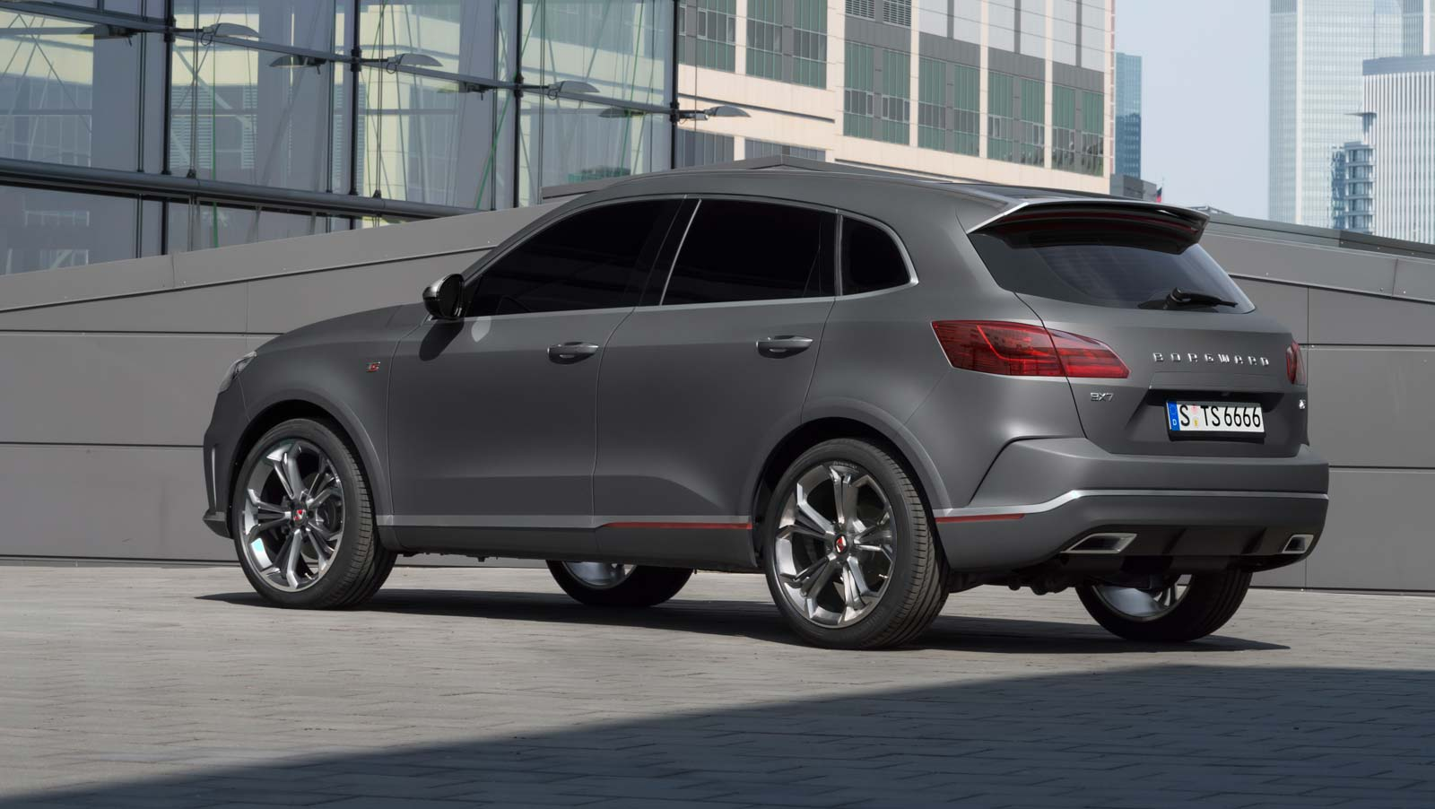 BX7 TS LIMITED EDITION